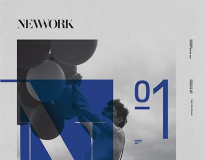 NEWWORK MAGAZINE, Issue 1