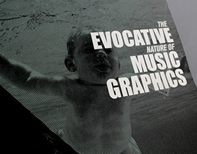 The Evocative Nature of Music Graphics