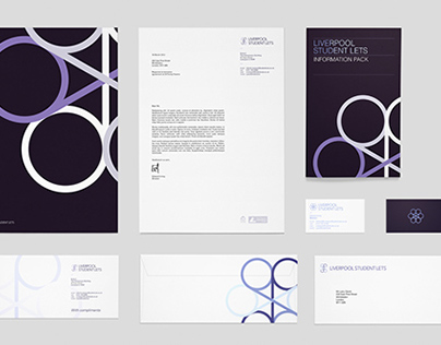 Liverpool Student Lets – Visual Identity