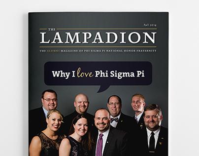 Phi Sigma Pi Magazine