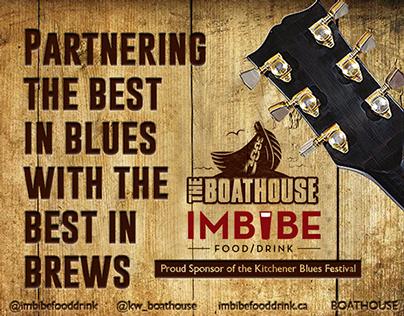 Imbibe + The Boathouse Blues Fest Guide