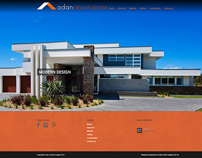 Adan Website Design