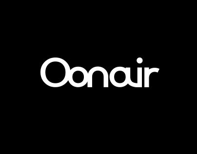 Oonair | Web design + LESS