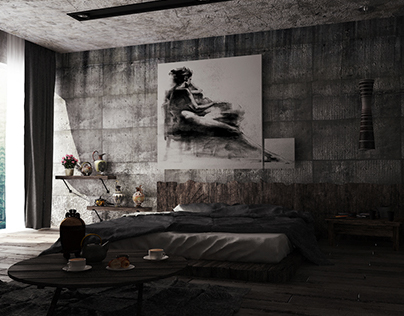 The Rustic Room..