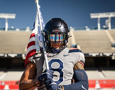 2020 Arizona Football Photography