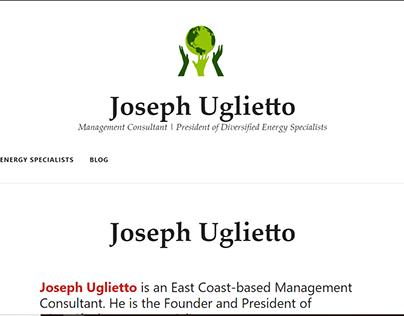 Joseph Uglietto - WordPress