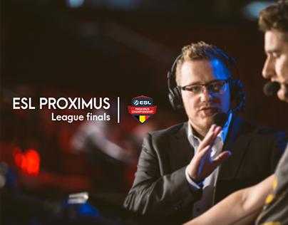 ESL PROXIMUS League finals