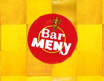 Havana Bar Meny