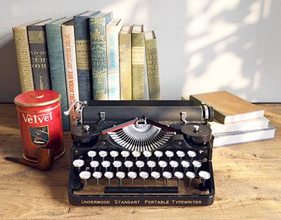Underwood Typewrite