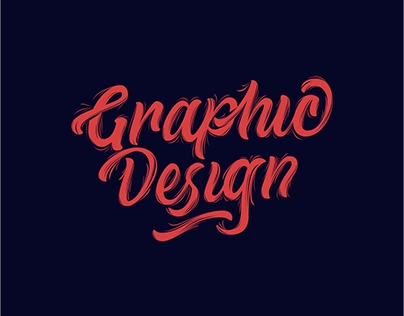 Graphic Design Type
