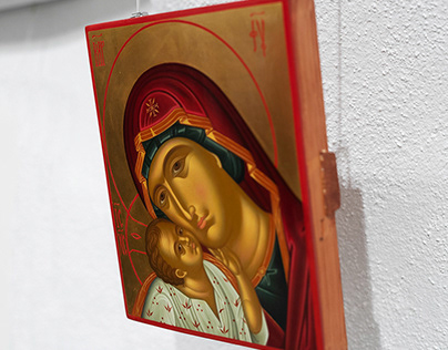 Theotokos Eleusa / Богоматерь Умиление