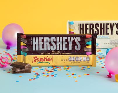 Celebremos con Hershey's