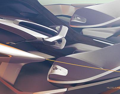 Peugeot & Focal interior design (2014)