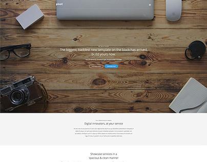 Pivot Multipurpose Wordpress Theme by tommusrhodus