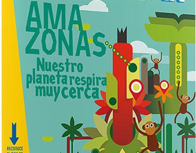 Propuesta / Revista infantil de viajes