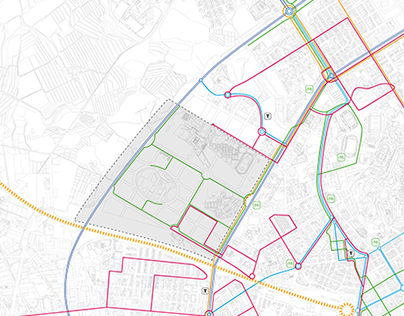 Urban Planning of a Residential Sector in Alicante