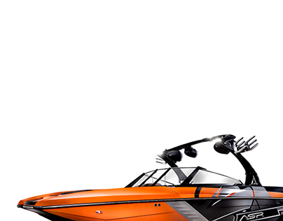 2015 Tigé Boats ASR wakeboat photo shoot