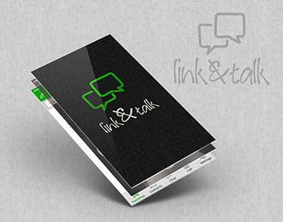 Link & Talk - Chat App