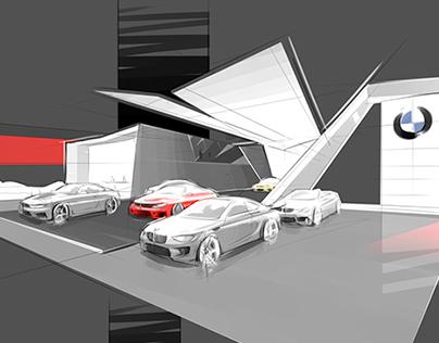 BMW Concept Visualisations
