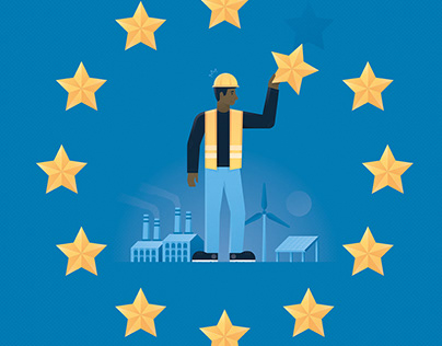 The EU's Equitable Transition / Resources Magazine