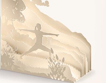 So Nice - Paper Dioramas