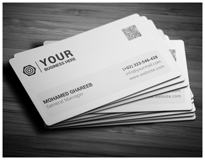 Creative Corporate Business Card 36