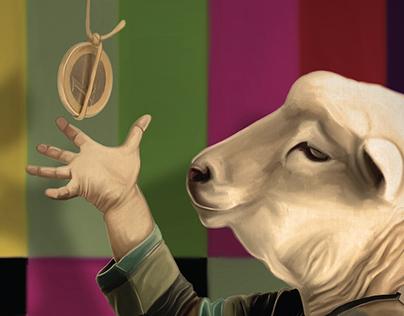 G400: I am a sheep