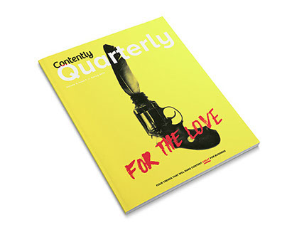 Contently Branding & Publication