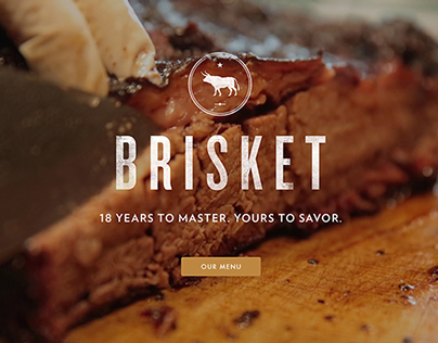 4 Rivers Smokehouse Web Design