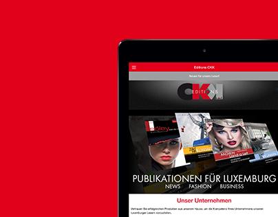 CKK Editions |App