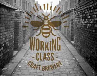 Working Class - Craft Brewery // Branding