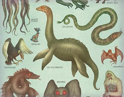 Illustrated Encyclopedia of Cryptozoology