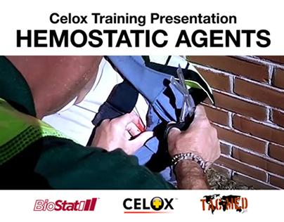 Celox Training Presentation: Hemostatic Agents
