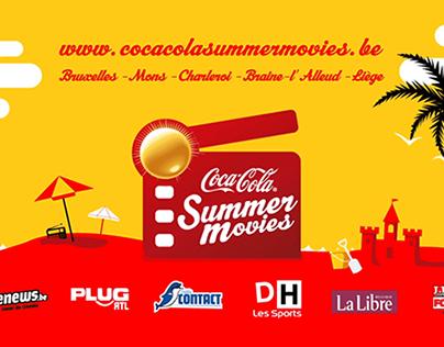 COCA-COLA SUMMER MOVIES
