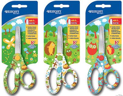 Westcott Scissors Product & Package Design