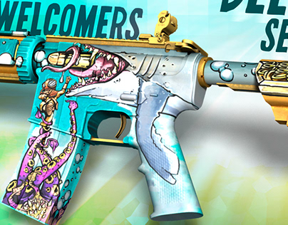 M4A4 - Counter-Strike Global Offensive Skin