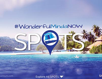 Globe MindaNOW Spots