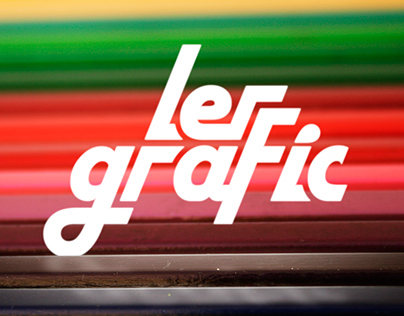 Personal Branding: LER Grafic