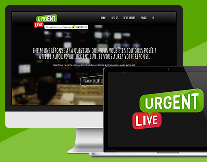 Urgent Live Website