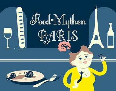 PARIS FOOD MYTHS