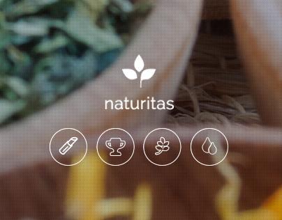 Naturitas | UX & Web Design