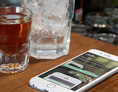 iPhone 6 at a Bar