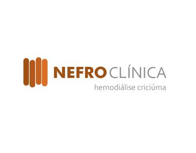 Logotipo - NefroClínica hemodiálise criciúma