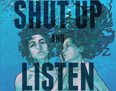 Shutup and Listen - Quadrinho/Filme
