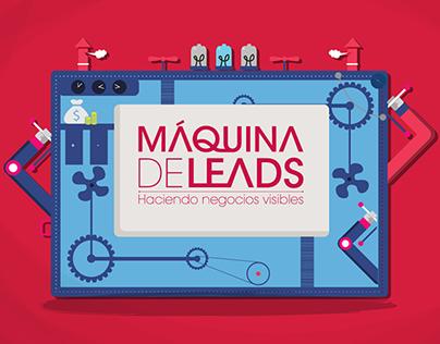 MAQUINA DE LEADS