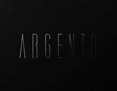 Argento. Jewelry salon.