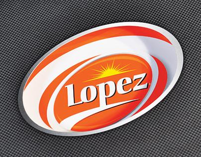 Lopez Foods   Brand & Web Design