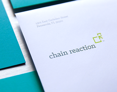 Chain Reaction Brand Identity