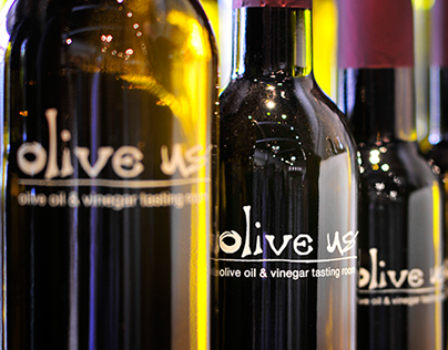 Olive Us Oils Brand Project