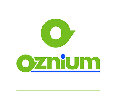 Oznium Logo Rebranding By Designrar